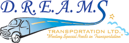 Dreams Transportation Logo